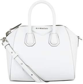 Givenchy Mini Patent Leather Antigona Tote Bag