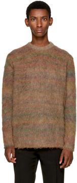 Acne Studios Brown Nikos Sweater