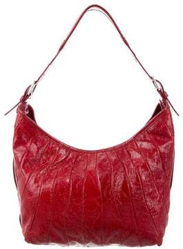 Stuart Weitzman Patent Leather Hobo