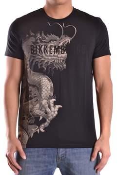 Dirk Bikkembergs Men's Black Cotton T-shirt.