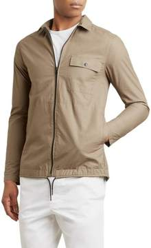 Kenneth Cole New York Long-Sleeve Shirt Jacket - Men's