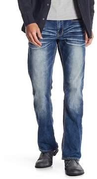 Buffalo David Bitton King-X Basic Straight Leg Jeans