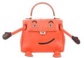 Hermes Quelle Idole Kelly Doll Bag