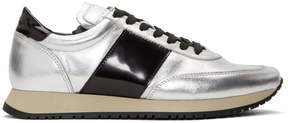Paul Smith Silver Apollo Sneakers