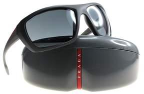 Prada New Men SPS 06S Grey VY90D3 Linea Rossa 61mm
