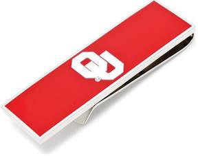 Cufflinks Inc. Men's Oklahoma University Sooners Money Clip