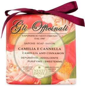 Camelia & Cinnamon Soap by Nesti Dante (200g Bar)