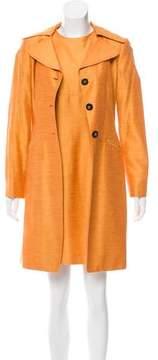 Tahari Structured Dress Suit