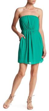 Collective Concepts Strapless Dress