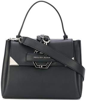Philipp Plein handcuff detail shoulder bag