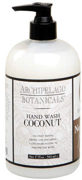 Archipelago Botanicals Coconut Hand Wash by 17oz Liquid Hand Soap)