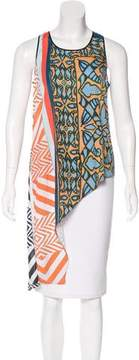 Clover Canyon Tie-Accented Sleeveless Top w/ Tags