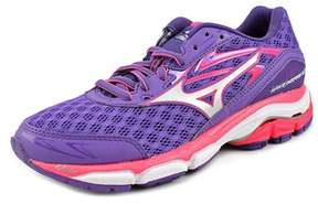 Mizuno Wave Inspire 12 D Round Toe Synthetic Running Shoe.