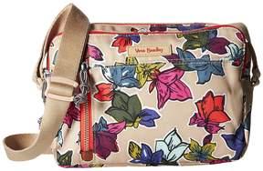 Vera Bradley On the Horizon Crossbody Cross Body Handbags - DITSY DOT - STYLE