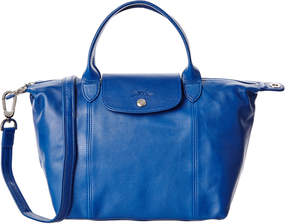 Longchamp Le Pliage Cuir Small Leather Top Handle Tote - ONE COLOR - STYLE