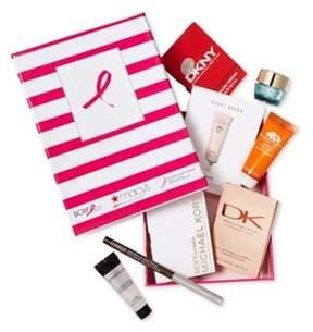 Estee Lauder Bcrf Beauty Sampler Box Set, Smashbox, Bobbi Brown, Clinique, Origins, Dkny.