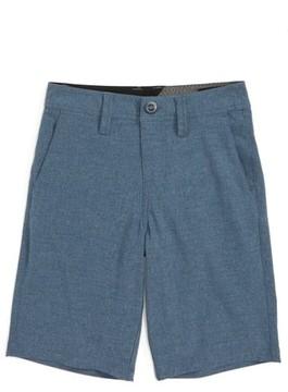 Volcom Toddler Boy's Surf N' Turf Static Hybrid Shorts