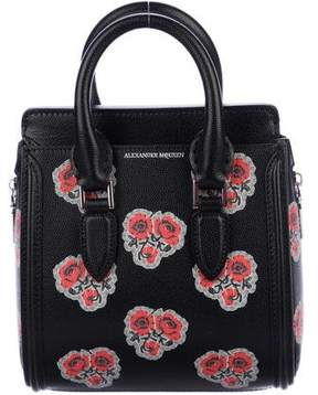 Alexander McQueen Graphic Mini Heroine Bag