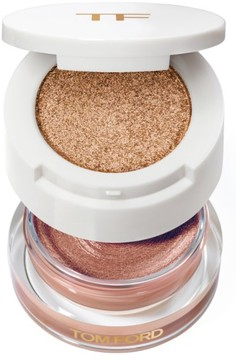 Tom Ford Cream & Powder Eye Color Duo - Golden Peach