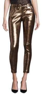 RtA Lucy Metallic Leather Pants