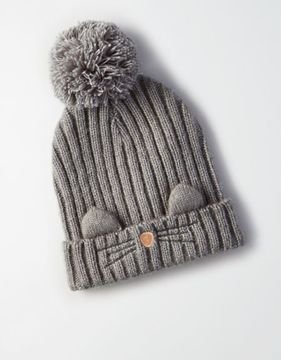 American Eagle Outfitters AE Animal Beanie