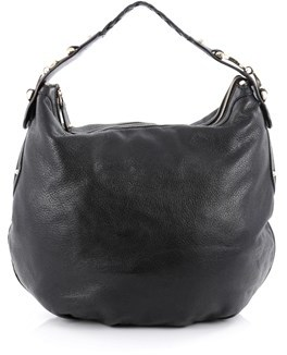 Gucci Pre-owned: Pelham Hobo Leather Medium. - BLACK - STYLE
