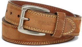 JCPenney Realtree Brown Leather Belt