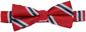 Class Club Striped Bow Tie