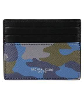 Michael Kors Jet Set Camouflage Card Holder