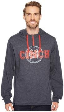 Cinch Pullover Hoodie Men's Sweatshirt