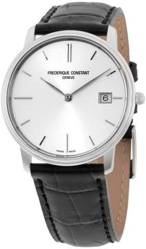 Frederique Constant Slim Line FC-220NS4S6 Stainless Steel 37mm Mens Watch