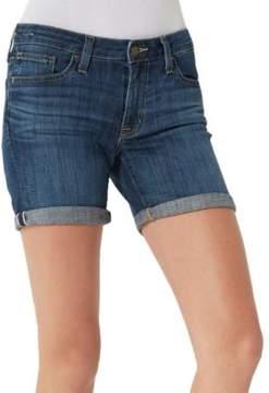 Big Star Remy Cotton-Blend Low-Rise Shorts