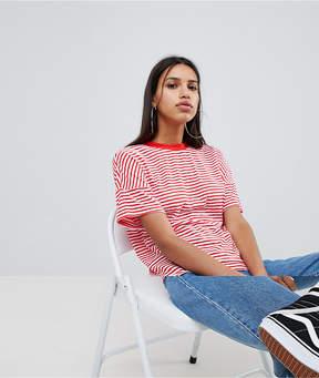 Noisy May Stripe T-Shirt