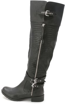Zigi Womens Doran Round Toe Over Knee Fashion Boots.