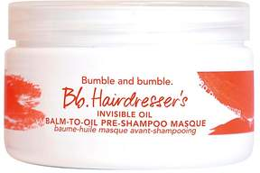 Bumble and bumble Bb.Hairdresser's Invisible Oil Balm-to-Oil Pre-Shampoo Masque