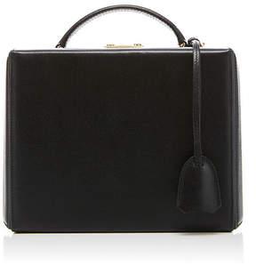 Mark Cross Grace Large Box Black Bag