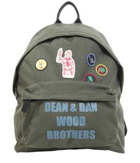 DSQUARED2 Nylon Canvas Backpack
