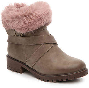 Steve Madden Nola Youth Boot - Girl's