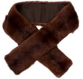 Chanel Mink Stole