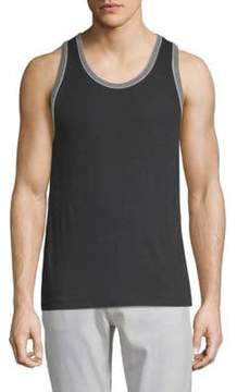 Alternative Double Ringer Tank Top