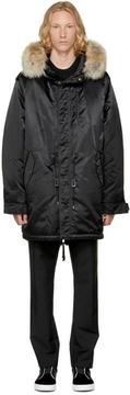 Mackage Black Down Moritz Coat