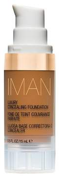 Iman Luxury Concealing Foundation - Deep - .5oz