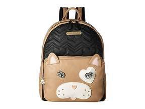 Betsey Johnson Cat Backpack Backpack Bags