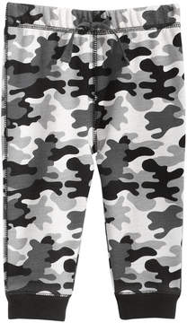 First Impressions Camo-Print Jogger Pants, Baby Boys (0-24 months), Created for Macy's