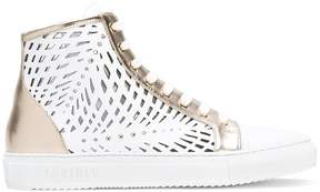 Loriblu cut-out panel sneakers
