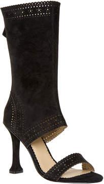 Max Studio elevate : suede ankle heels