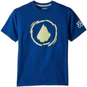 Volcom Shatter Short Sleeve Tee Boy's T Shirt
