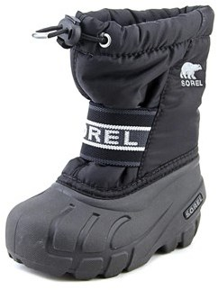 Sorel Cub Round Toe Synthetic Snow Boot.