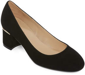 Liz Claiborne Kylie Leather Womens Dress Shoes
