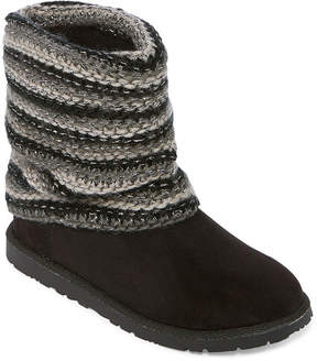 Arizona Hickory Girls Sweater Boots - Little Kids/Big Kids
